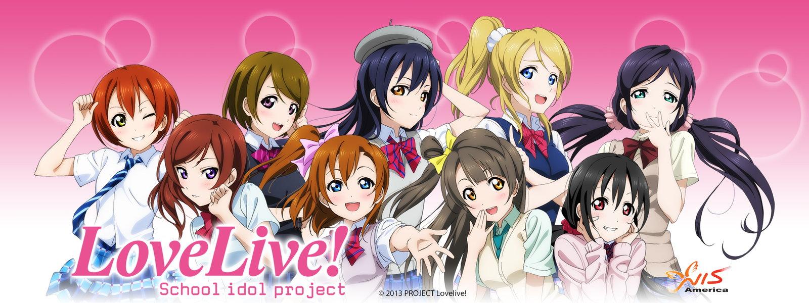 Love Live! School Idol Project / 2013 / MP4 /  TR Altyazılı