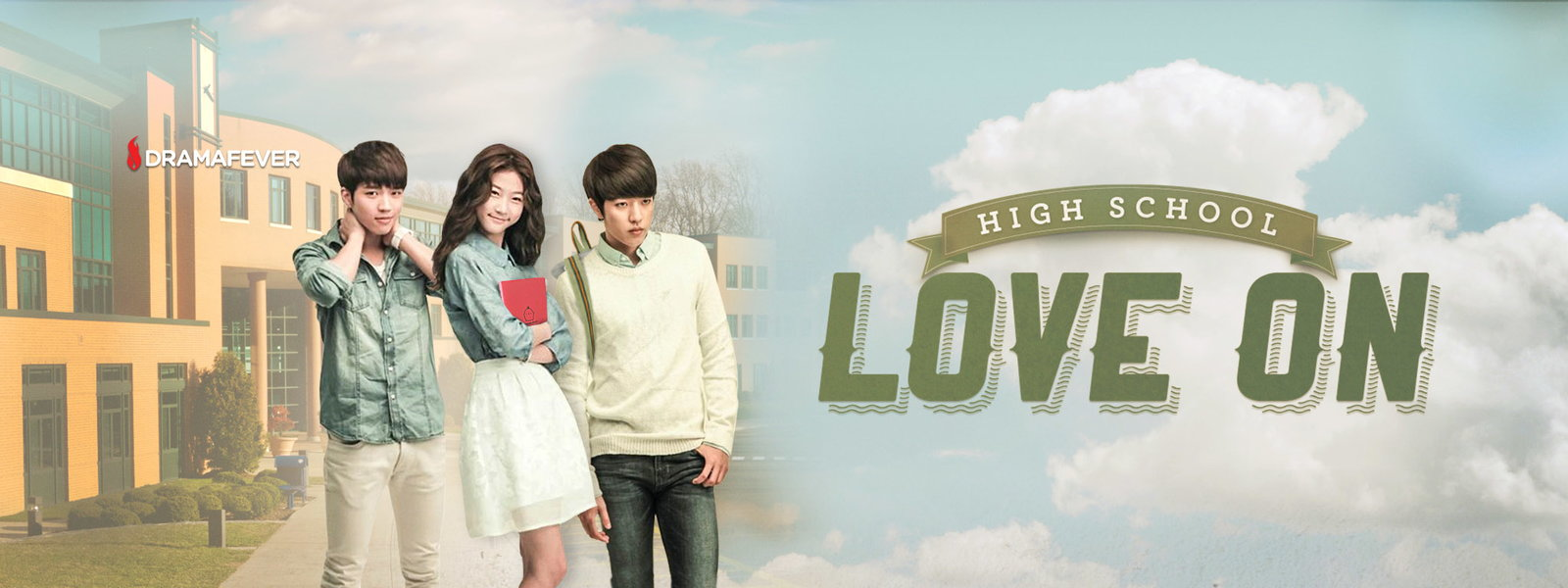 High School Love on Poster High School Love on