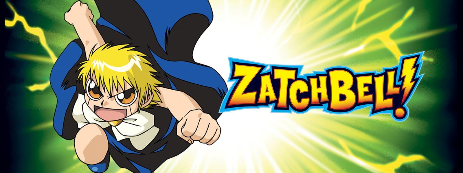 Zatch Bell HINDI Episodes Download