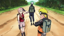 Naruto Shippuden 8: Team Kakashi, Deployed