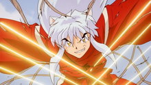Inuyasha 1: The Girl Who Overcame Time…and the Boy Who Was Just Overcome