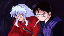 Inuyasha 32: Kikyo and Inuyasha, Into the Miasma