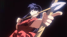Inuyasha 58: Fateful Night in Togenkyo, PartⅡ