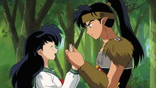 Inuyasha 107: Inuyasha Shows His Tears For The First Time