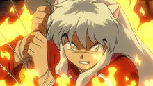 Inuyasha 106: Kagome, Miroku, and Sango: Desperate Situation!