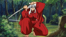 Inuyasha 105: The Ghastly Steel Machine!