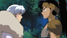 Inuyasha 99: Koga and Sesshomaru: A Dangerous Encounter