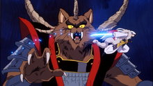 Inuyasha 77: The Panther Tribe and the Two Swords of the Fang