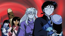 Inuyasha 131: Trap of The Cursed Wall Hanging