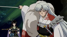 Inuyasha 134: The Woman Who Loved Sesshomaru Part 2