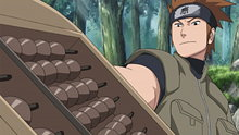 Naruto Shippuden 224: The Ninja of Benisu