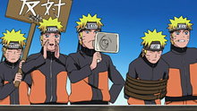 Naruto Shippuden 230: Revenge of the Shadow Clones