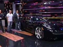 Adam tries out a new luxury hybrid, the Fisker Karma; Matt drives a diesel powered Mercedes from Mexico to Oregon - on a single tank of gas; comparing MPG on a Rolls Royce, a Bentley, and a Ford GT.