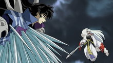 Inuyasha 156: Final Battle at the Gravesid: Sesshomaru Versus Inuyasha!