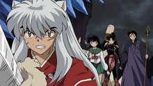 Inuyasha 157:    Destroy Naraku with the Adamant Barrage!