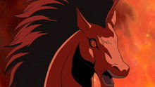 Inuyasha 141: Entei, The Demon Horse Unleashed!