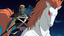 Inuyasha 142: Untamed Entei and Horriible Hakudoshi