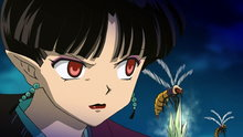 Inuyasha 166: The Bond Between Them, Use the Sacred Jewel Shard! Part 1