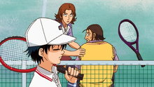 The Prince of Tennis 10: Counterattack! Sasabe Again?