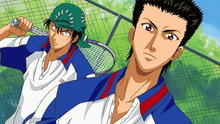 The Prince of Tennis 29: Momo and Viper
