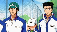 The Prince of Tennis 28: A New Regular Appears?!