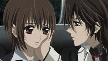 Vampire Knight 13: Crimson Chains