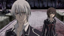 Vampire Knight 6: The Fake Lovers