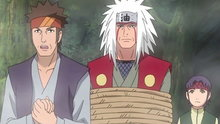 Naruto Shippuden 188: Record of the Gutsy Ninja Master and Student