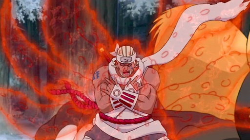 The Tailed Beast vs. The Tailless Tailed Beast