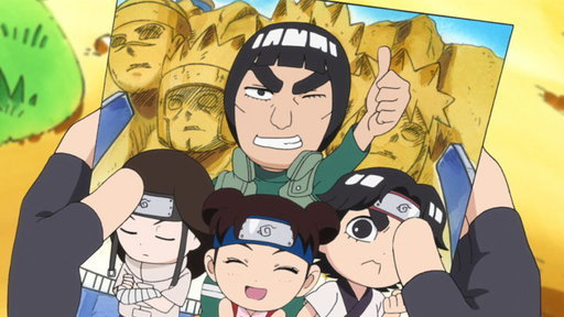 A Competition With the Genius Ninja, Neji/Tenten's Must-Win Battle