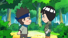 Naruto Spin-Off: Rock Lee & His Ninja Pals 5: I'm Going to Teach Konohamaru Kempo/ I Save My Lucky Undies for Physicals