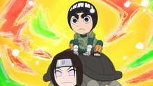 Naruto Spin-Off: Rock Lee & His Ninja Pals 14: I'll Restore the Reputation of Ninjas! / Death!