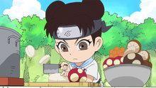 Naruto Spin-Off: Rock Lee & His Ninja Pals 16: The Warring Chef Triad! / Time to Tone Down Guy-Sensei!