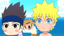 Naruto Spin-Off: Rock Lee & His Ninja Pals 19: Summer Means Seashell Styles! / Watermelon Wars!
