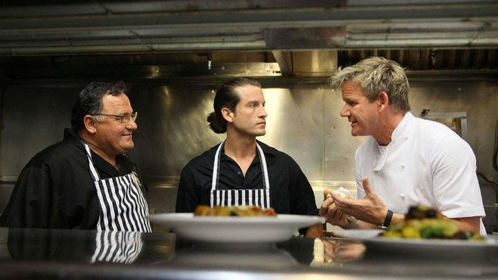 Watch Kitchen Nightmares Season 4 Episode 6 Burger Kitchen
